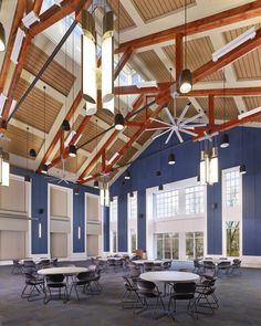 The College Of New Jersey School Business Architecture Interior Design Engineering