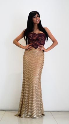 LYS Boutique - Vestido Longo Lace Elegance - Corporeum - Sereia