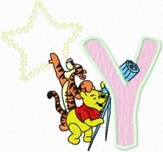Winnie Pooh and Tigger look at the moon letter X machine embroidery design Tigger And Pooh, Winnie The Pooh Honey, Pooh Bear, Bernina Embroidery Machine, Embroidery Applique, Machine Embroidery Designs, Photo Stitch, Look At The Moon, Disney Coloring Pages