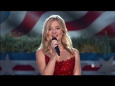 Jackie Evancho - God Bless America - A Capitol Fourth 2016 - YouTube