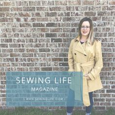 Sewing Life Magazine is a bi-monthly membership that will teach you new skills and help you improve your sewing. The Sewing Life Magazine include.