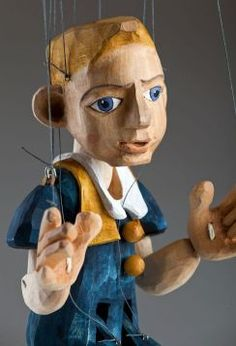 From Czech Marionettes