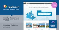 ThemeForest  Real Expert v1.7.3  Responsive Real Estate and Property Listing WP Theme Free Download http://ift.tt/2E0aM2X