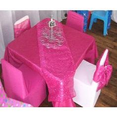 4 Covers 1 matching Tablecloths, 1 Runner, 4 Ties for Tablecloths, Ties, Cover, Party, Design, Home Decor, Tie Dye Outfits, Table Toppers, Decoration Home