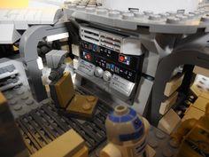 Lego Falcon, Lego Millenium Falcon, Minifigures Lego, Lego Village, Lego Ship, Lego Spaceship, Lego 4, Lego Construction, Lego Architecture