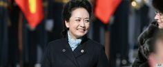 BEIJING -- Glamorous new first lady Peng Liyuan  Sundays Chinese media coverage of husband and President Xi Jinpings ...