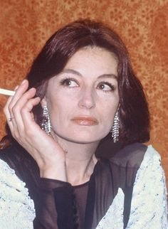 View and license Anouk Aimee pictures & news photos from Getty Images. Anouk Aimee, Women Smoking Cigarettes, Cigarette Girl, Smoking Ladies, French Actress, Girls World, Old Hollywood, Movie Stars, Beautiful People