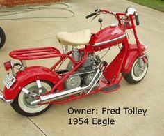 1954 Cushman Eagle