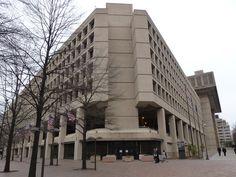 J. Edgar Hoover FBI Building, Washington, DC