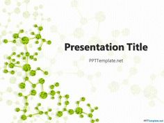 Free Biology PPT Template
