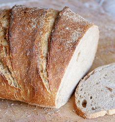 Il pane con la pasta