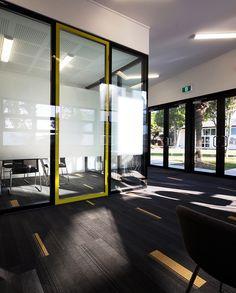stephenson & turner architects whenuapai primary school admin building designboom