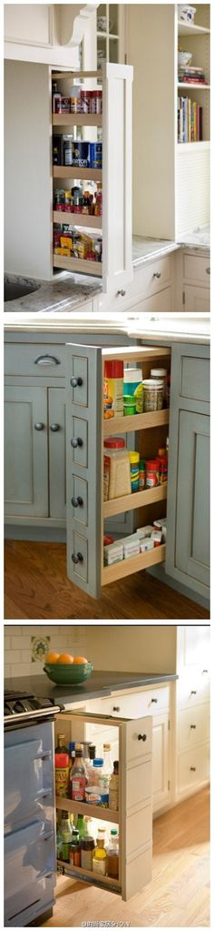 Pantry Cabinet - traditional - kitchen cabinets - boston - Heartwood Kitchen and Bath Cabinetry Traditional Kitchen Cabinets, Small Kitchen Cabinets, Kitchen Redo, Kitchen Pantry, Kitchen And Bath, New Kitchen, Kitchen Ideas, Kitchen Updates, Vintage Kitchen