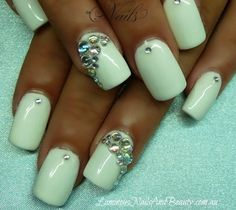 Nice & Simple Nails Design