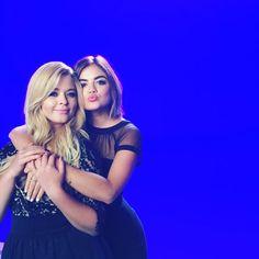 Sasha and Lucy // Ali and Aria