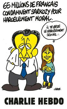 Hebdo satirique, politique et social, sans pub, tous les mercredis.