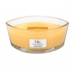 WoodWick Hearthwick Candle - Seaside Mimosa