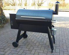 #neuergrill #grill #smoker #pelletsmoker #geilesteil #bbq #traeger #qualität Reposted Via @marco_holzner