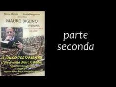 Mauro Biglino a Verona 22/04/2017 Parte 2