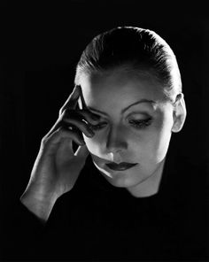 chimneyfish:   Greta Garbo
