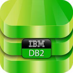DB2 Logo Running on Big Iron