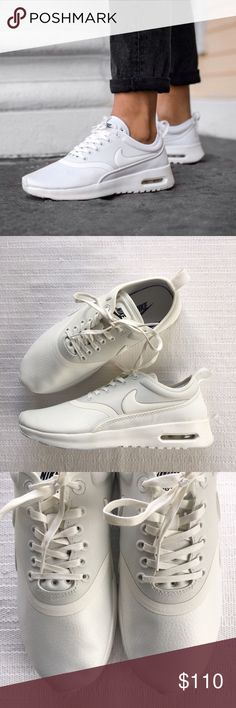 Women's Nike Air Max Thea Ultra Premium Sneakers NWT
