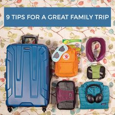 We know how stressful family vacations can be, but we also know how stress-free they should be. Redefine how you think about family travel with these 9 expert tips!