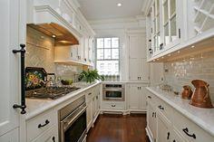Park Avenue NYC apartment - interior/kitchen
