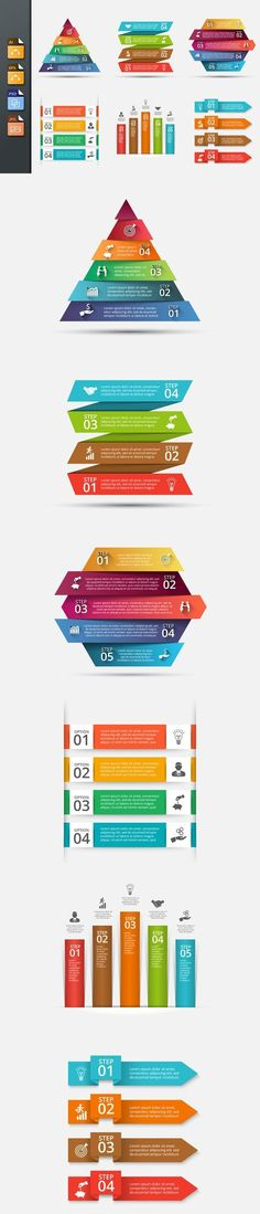 Business infographic : Diagrams for business infographic v1. Business Infographic. $5.00