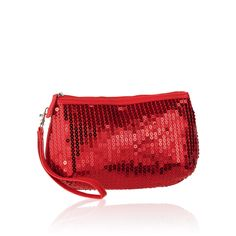 Bolsa de Cosméticos Red Sequin #oriflame In This Moment, Detail, Red, Fashion, Rouge, Purse, Moda, Fashion Styles, Fashion Illustrations