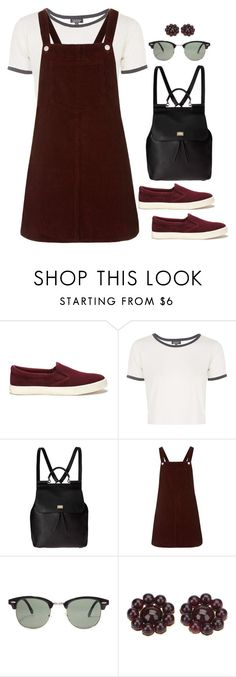 """""""Day Out"""" by water-lily-queen ❤ liked on Polyvore featuring Lauren Ralph Lauren, Topshop, Dolce&Gabbana, Forever 21 and Chanel"""