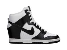 detailing a932c 82de1 Celebrities who wear, use, or own Nike Dunk Sky Hi in Black and White. Also  discover the movies, TV shows, and events associated with Nike Dunk Sky Hi  in ...