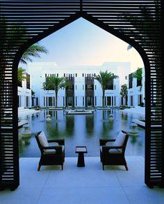 The Chedi Garden, Oman