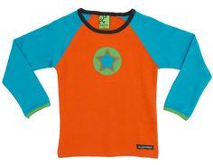 Villervalla paita, koot 86-140, monta väriä, 20,95 €, Skidi, 3.krs