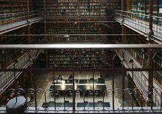 Bibliothek des Rijksmuseum Amsterdam, Niederlande | 29 Bibliotheken, die jeder Bücherfan gesehen haben muss
