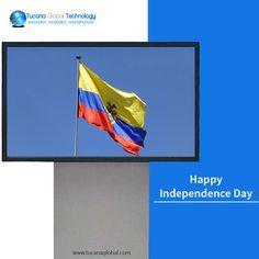 Happy #IndependenceDay in #Ecuador.