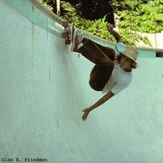 Members of the skateboarding community are grateful for the impact he had on the sport. | Legendary Skateboarder Jay Adams Is Dead At 53