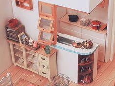 Miniature kitchen ♡ ♡ by YU'S Caprise