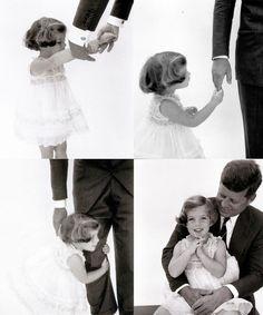 John and Caroline Kennedy