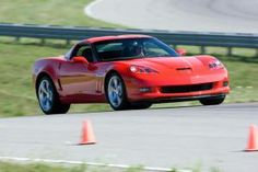 6 Features of the 2012 Corvette and Grand Sport: 2012 Corvette and Grand Sport: Chassis and Suspension