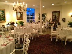 The Madison Tea Room. See what we mean. Beautiful! Kathi Russell is a treat to meet so be sure to tell her hi form the Brady Inn. 5 blocks from the Brady Inn.  www.bradyinn.com