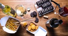 To hell with high-end wine pairings: What goes best with chicken nuggets and Oreos? We ask winemaker Charles Smith for some everyday wine-pairing suggestions.