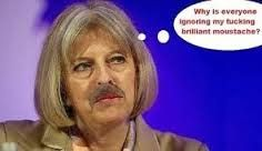 Funny Pictures, Jokes and Gifs / Animations: Funny Pictures of New UK (England) PM Theresa May Conservative Memes, Ignore Me, Theresa May, Political Satire, England Pm, Funny Jokes, Funny Pictures, Politics, Gifs