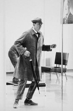 Jacques Tati dans Play Time