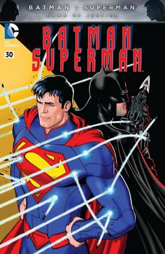 Batman / Superman #30 Batman vs. Superman variant cover by Kevin Maguire *
