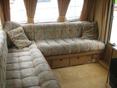 Abi Award Brightstar 1994 Touring Caravan For Sale in Fishguard, Dyfed | Preloved