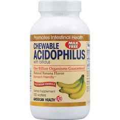 acidophilus chewable tablet, acidophilus tablets yeast infection, acidophilus for constipation
