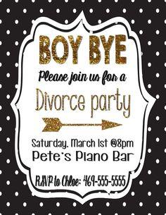#divorceparty