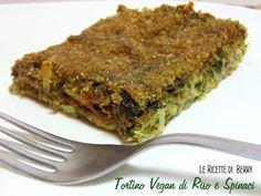 Tortino+di+Riso+e+Spinaci+-+Vegan