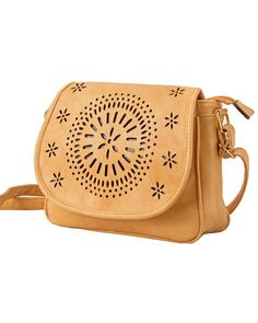 Young & Forever Apricot Designer Sling Bag For Women By Crazeemania